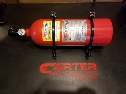 Picture of Billet 10lb Fire Bottle Mount